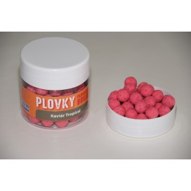 Kaviar Tropical plovoucí boilies 100 ml
