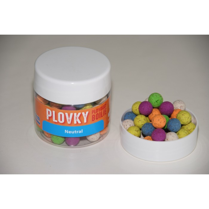 Neutral plovoucí boilies 100 ml